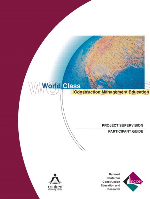 Project supervision cover