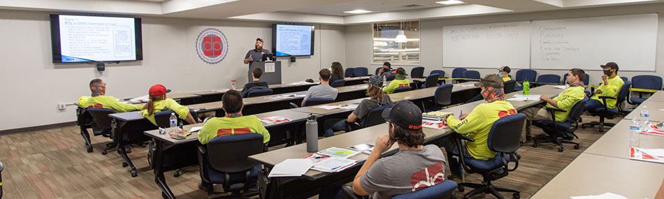 3 Key Reasons to Continue Construction Training Even Amid the Pandemic