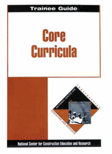 contren learning series core curriculum trainee guide
