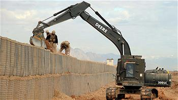 We Build, We Fight: How the Navy Seabees Combine Construction & Combat (Middle East)