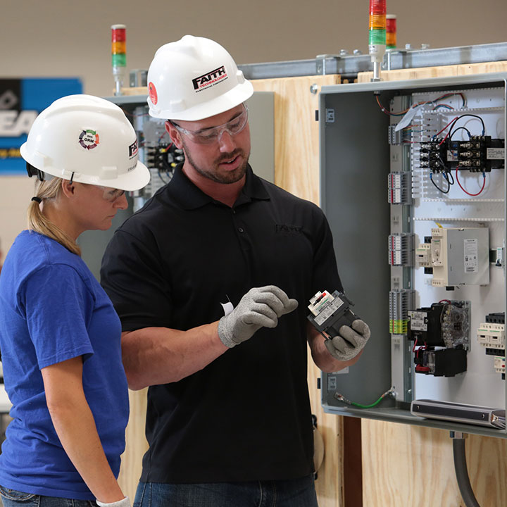 Faith Technologies' Apprenticeship Program Provides Opportunities for a Great Career
