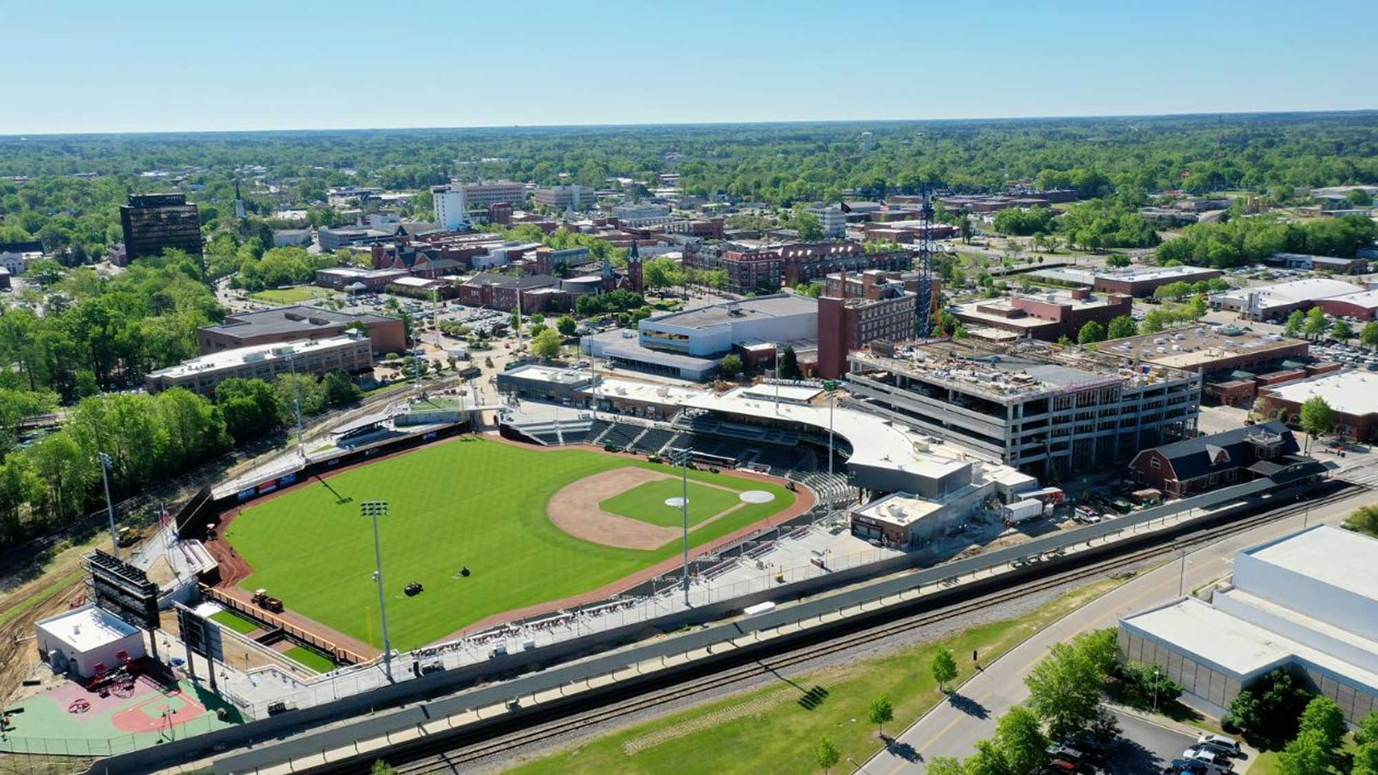 Griffin Electric Wires Recently Named Ballpark of the Decade