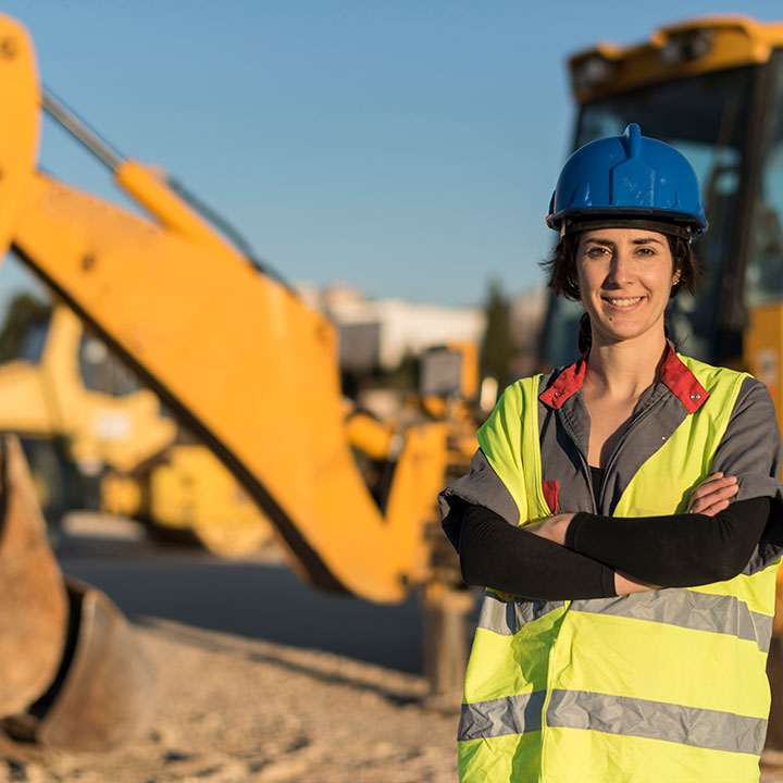 Women Are Leading the Construction Industry — and It's Paying Off