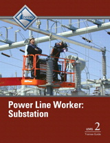 Power Line Worker: Substation