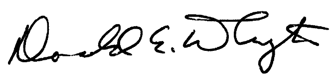 Don Whyte Signature