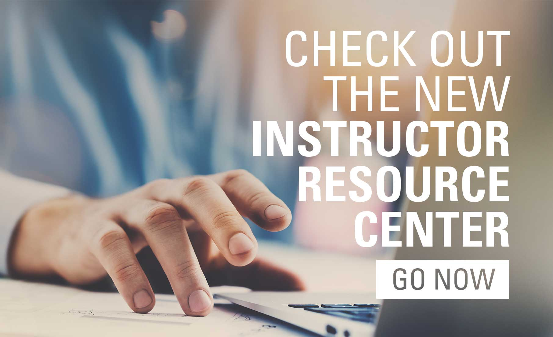 New Instructor Resource Center