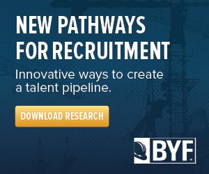 Advertisement - Industry Dive White Paper - Talent Pipeline