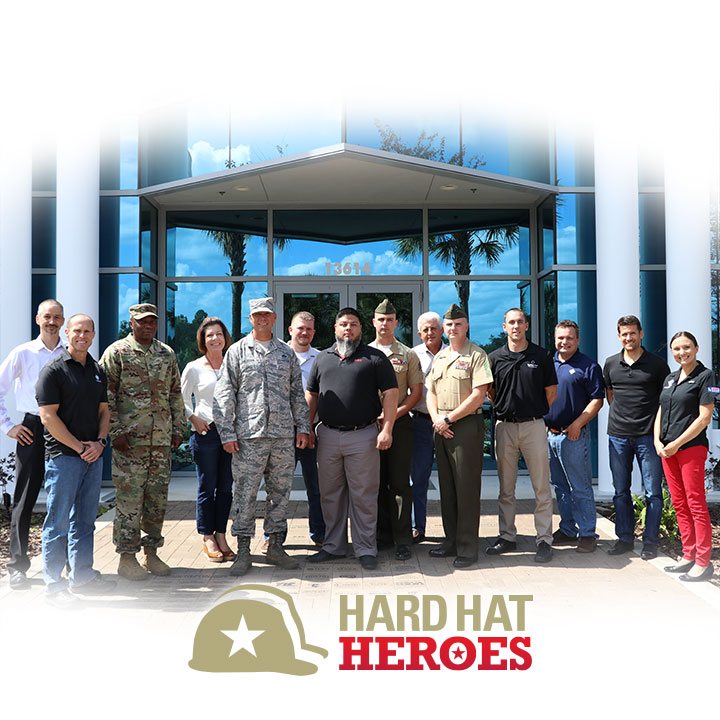 Hard Hat Heroes Expansion Provides More Construction Opportunities for Veterans