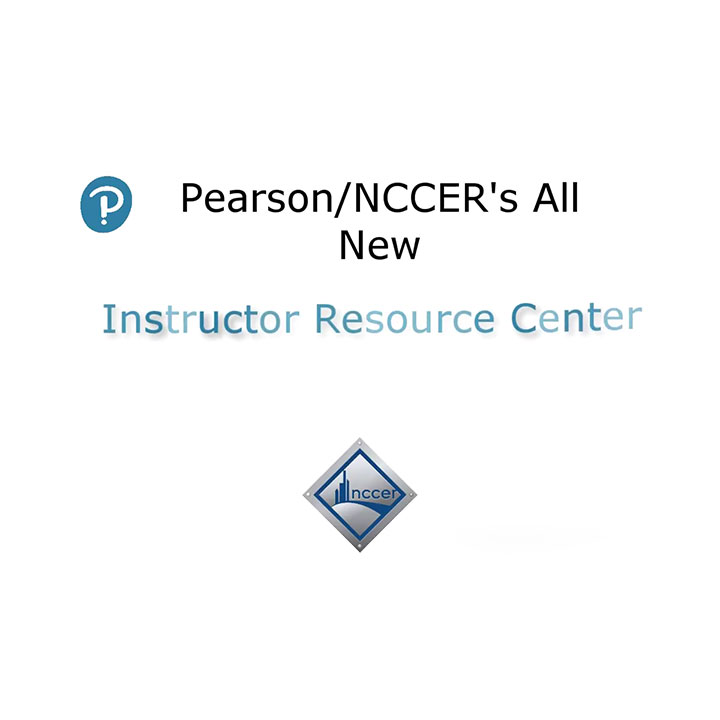 Pearson/NCCER's New IRC
